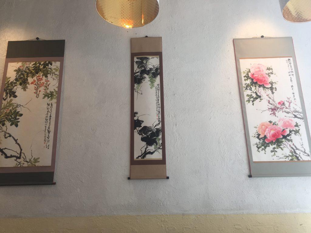 peintures coréennes