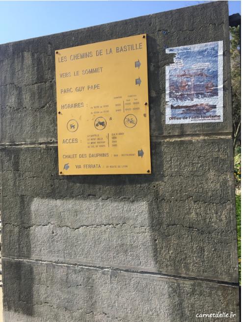 Jardin des dauphins Grenoble