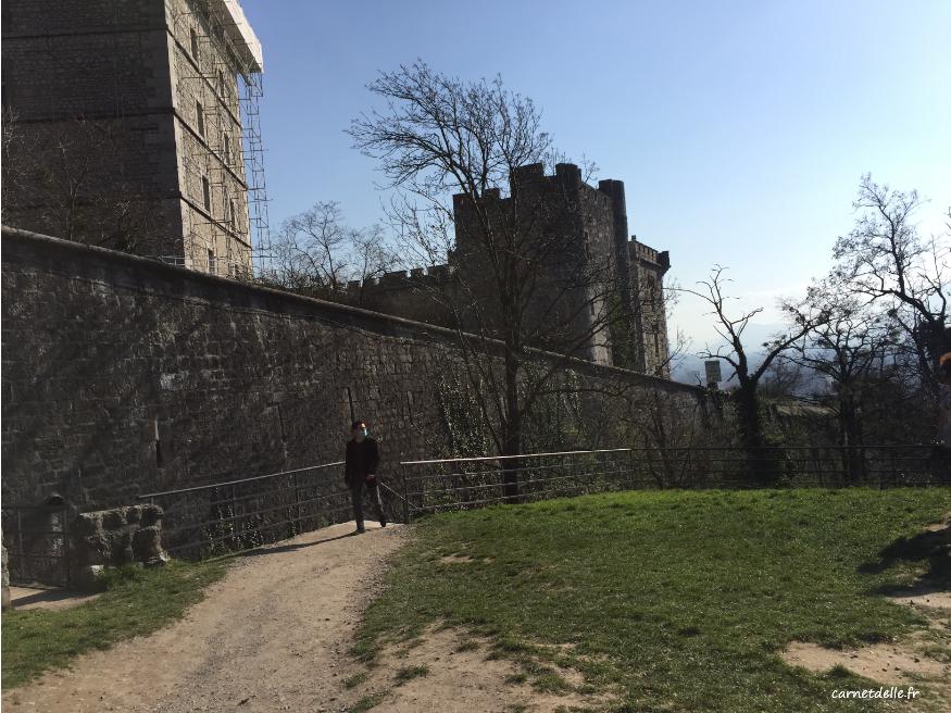 Château fort bastille
