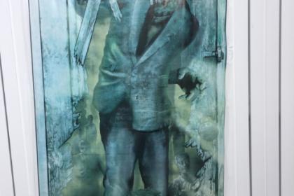 L'art de la rue : Le zombie en ville