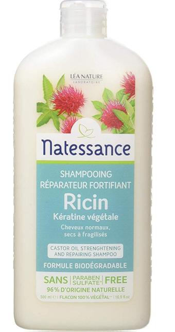 Shampooing sans sulfate de Natessance