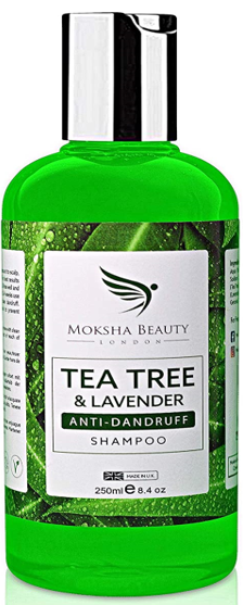 Shampooing anti-pelliculaire Tea Tree