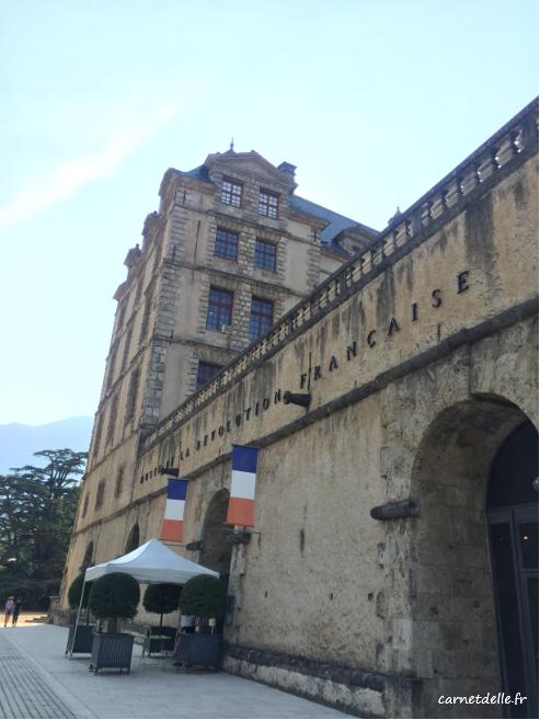 Musée de la révolution française du domaine de vizille