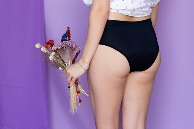 culotte menstruelle primark
