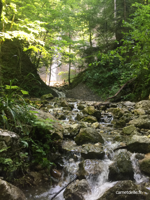 Cascade Pisserotte