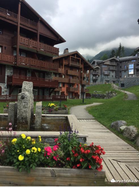 Village de vacances à Les Sept Laux