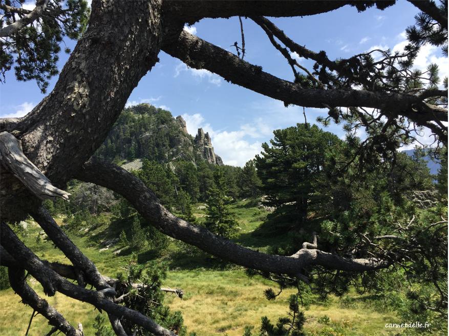 Randonnée, Lac Achard